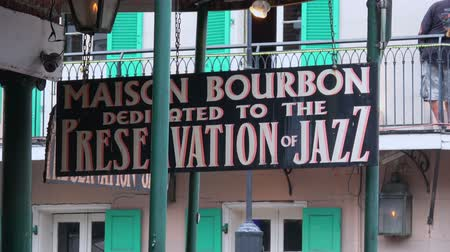 espetacular : Maison Boubon Jazz Bar at New Orleans