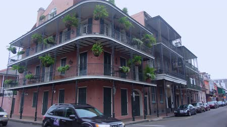 espetacular : Typical New Orleans style mansions