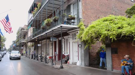 kult : French Quarter in New Orleans streetview