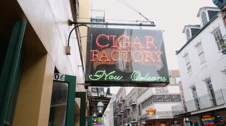 сигара : Cigar Factory at New Orleans