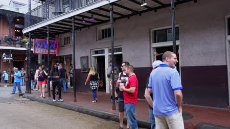 kult : Bourbon Street French Quarter New Orleans
