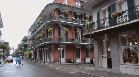 kult : Typical New Orleans mansions