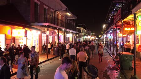 kult : Big party everynight at Bourbon Street French Quarter New Orleans