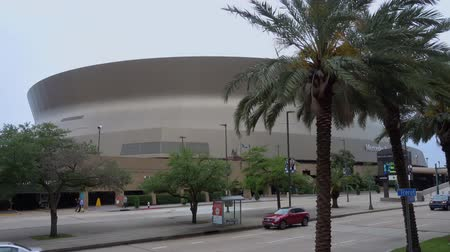 kult : Mercedes-Benz Superdome in New Orleans