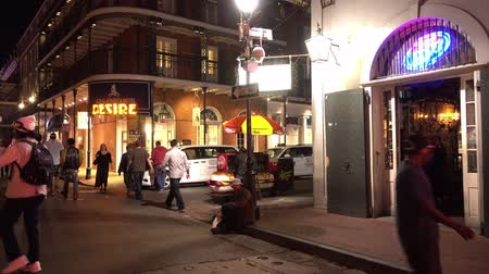 kult : Walking through the French Quarter New Orleans at night