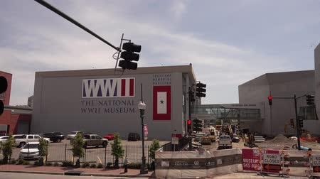 kult : World War Ii Museum in New Orleans WW II museum Dostupné videozáznamy