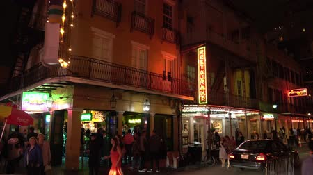kult : Party every night at Bourbon Street French Quarter New Orleans