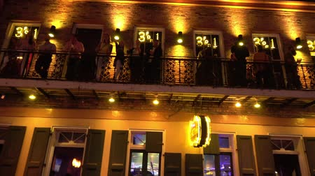 kult : Party locations at Bourbon Street French Quarter New Orleans