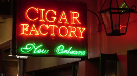 kult : Cigar Factory in New Orleans