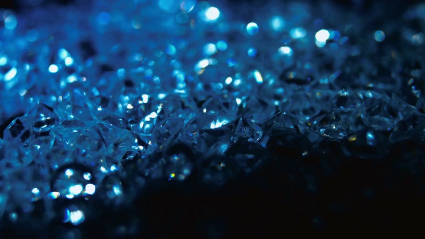 diamantes : Crystrals or diamond decoration - beautiful background