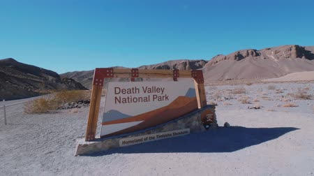 great indian desert : Death Valley National Park in California