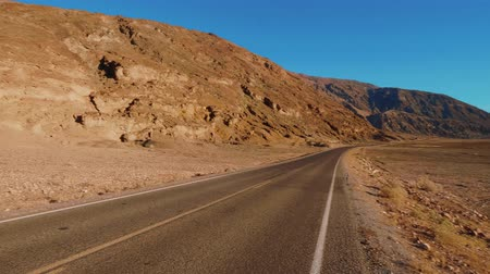 great indian desert : Beautiful scenery at Death Valley National Park California