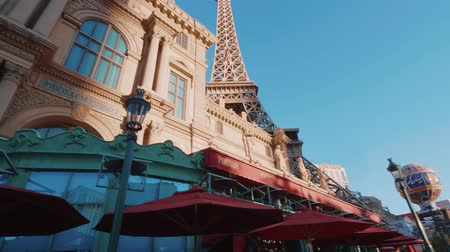 as : Beautiful Paris Hotel and Casino in Las Vegas - USA 2017