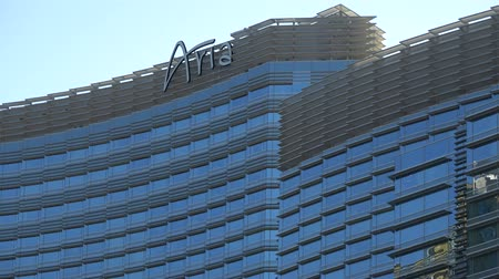 as : Aria Hotel and Casino in Las Vegas - USA 2017