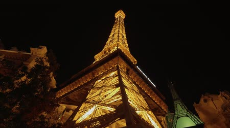 as : The Eiffel Tower at Paris Las Vegas Hotel and Casino - USA 2017