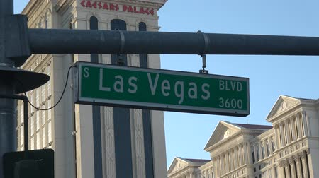 as : Las Vegas strip sign on Las Vegas Boulevard - USA 2017