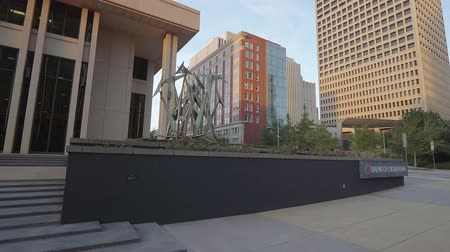 oklahoma : Bank of Oklahoma Headquarter at Downtown Oklahoma City - USA 2017