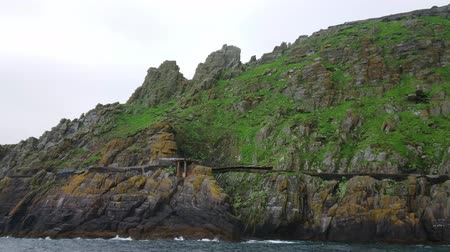 michael : Skellig Michael - the beautiful little island in Ireland - famous movie loacation at the Skelligs