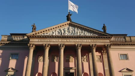 berlin skyline : German State Opera in Berlin