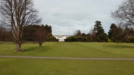 centrum : Phoenix Park in Dublin - the biggest recreation park in the city
