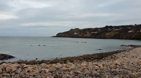 barco vela : The beautiful bay of Howth - a beautiful village near Dublin