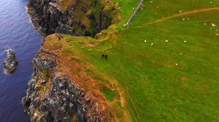 lakes of scotland : Amazing Scotland - flight over the stunning scenery of the Scottish Highlands