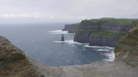 rochoso : View over the breathtaking Cliffs of Moher