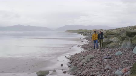 kerry : A beautiful place to relax - the beaches at the Irish west coast