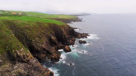 atlântico : Amazing Dingle Peninsula at the west coast of Ireland