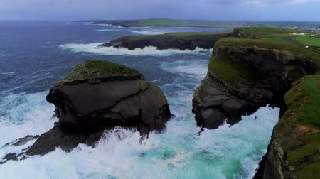 приморский : Pure Freshness – Flight over the steep cliffs of the Irish west coast