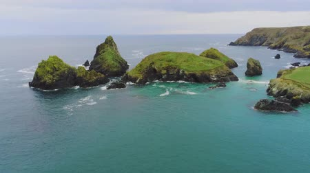 reino unido : Amazing landscape of Cornwall - the Cornish Coast at the Celtic Sea