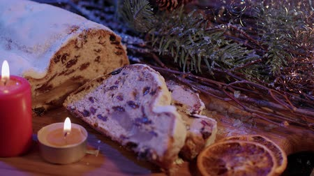 anason : The traditional Christmas cake from Germany the famous stollen