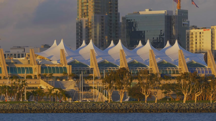 barışçı : San Diego Convention Center - CALIFORNIA, USA - MARCH 18, 2019