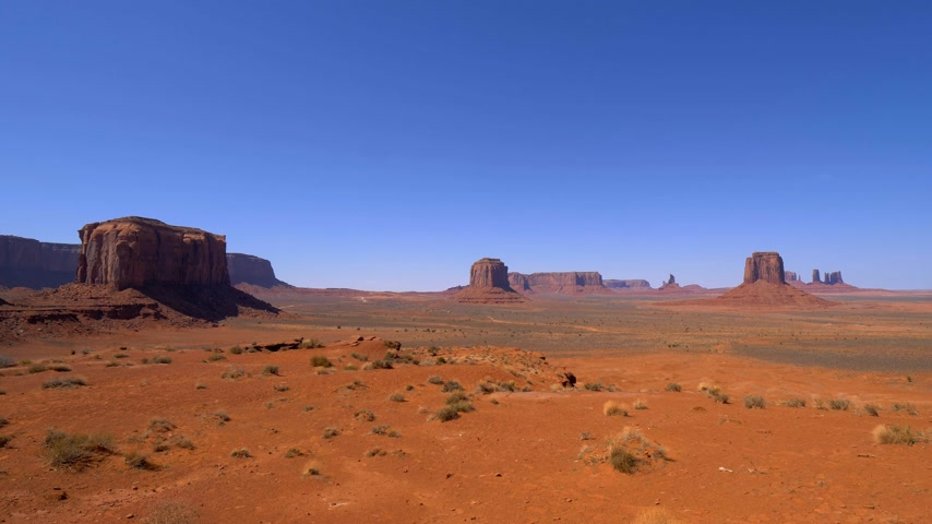 pryzmat : Monument Valley in Utah Oljato Wideo