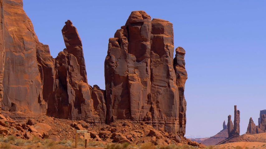 pryzmat : Oljato Monument Valley in Utah