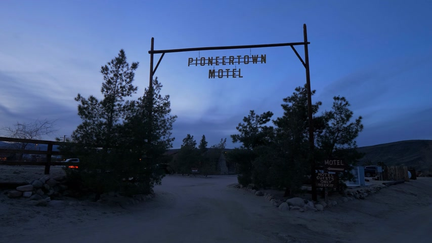 que vale a pena : Pioneertown at the Morongo Basin in Calfornia - CALIFORNIA, USA - MARCH 18, 2019