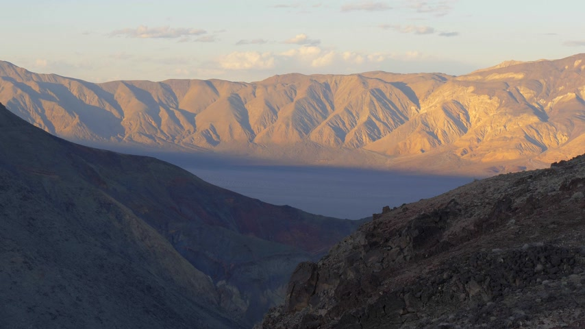 erozyon : The infinite landscape at Death Valley California