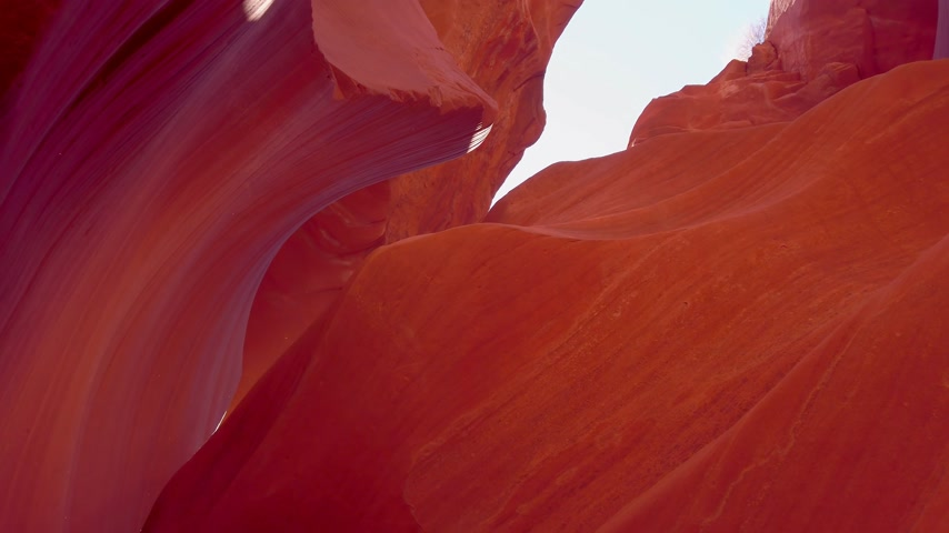 antilop : Lower Antelope Canyon in Arizona - travel photography