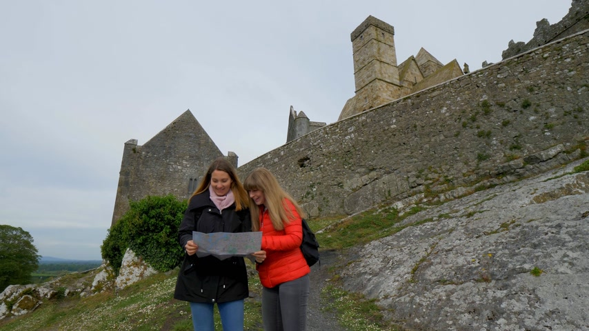 chapel : A trip to Ireland - Rock of Cashel is a famous landmark