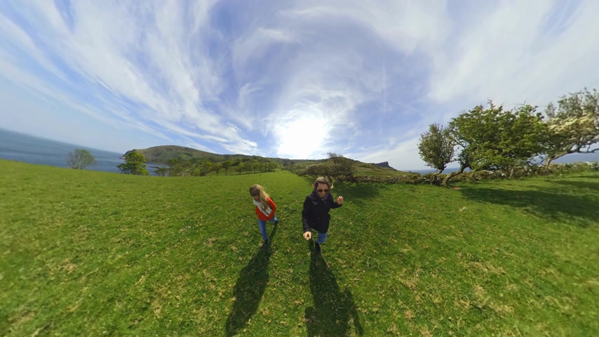 kelta : Selfies from a 360 degree camera in Ireland