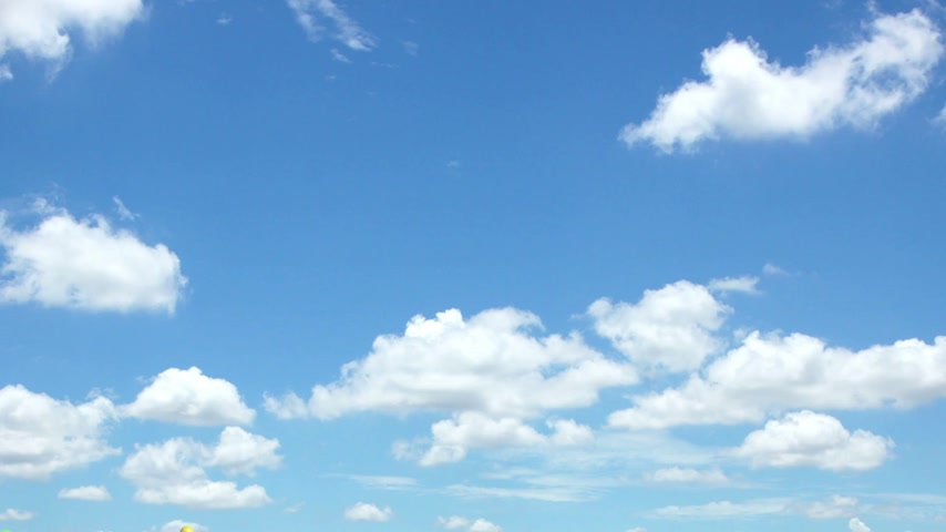 léggömb : Hundreds of Balloons, 3D Rendering Stock mozgókép