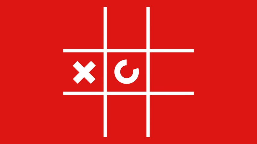 tık : Tic-Tac-Toe. X-O game.Tic-Tac-Toe elements.