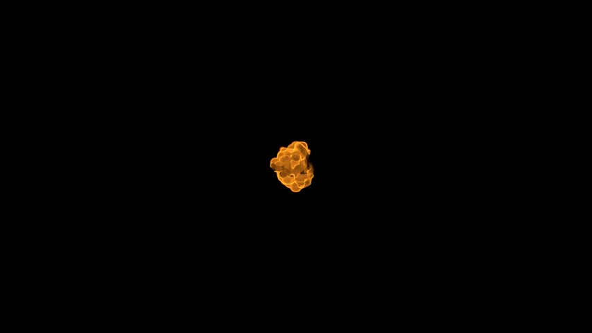 explodir : Explosion with Alpha Channel Stock Footage