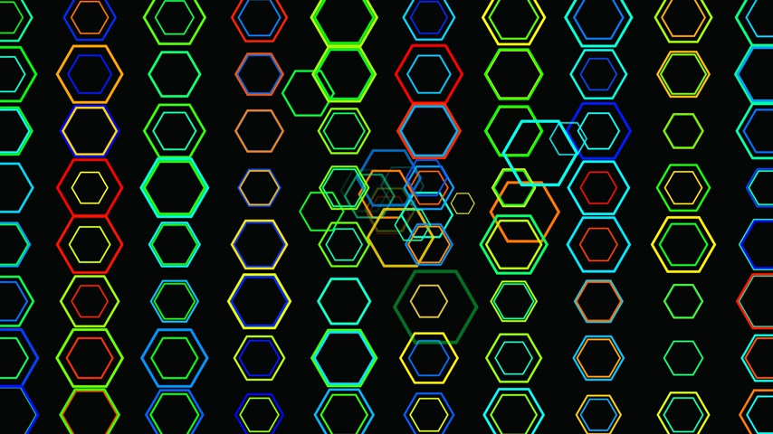 верный : Abstract 3d geometric background. Geometric surface in motion.