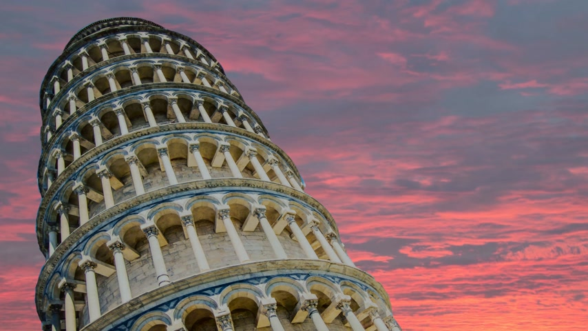 Мария : Leaning Tower of Pisa, symbol of Italy.