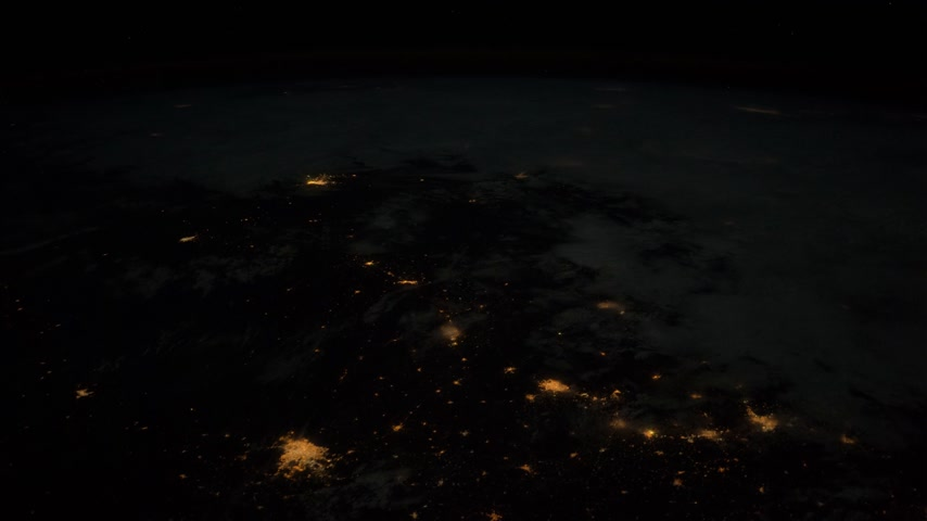 doména : A flight over the earths surface, taken from a space station. Elements Of This Video Furnished By Nasa. This video is NOT FROM PUBLIC DOMAIN