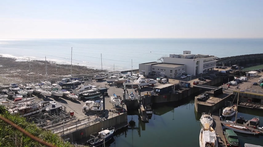 Brighton marina East Sussex East End