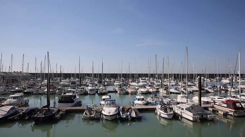 Brighton marina East Sussex Inglaterra UK pan