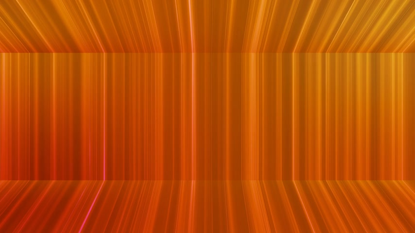 subdivisão : Broadcast Vertical Hi-Tech Lines Passage, Orange, Abstract, Loopable, 4K