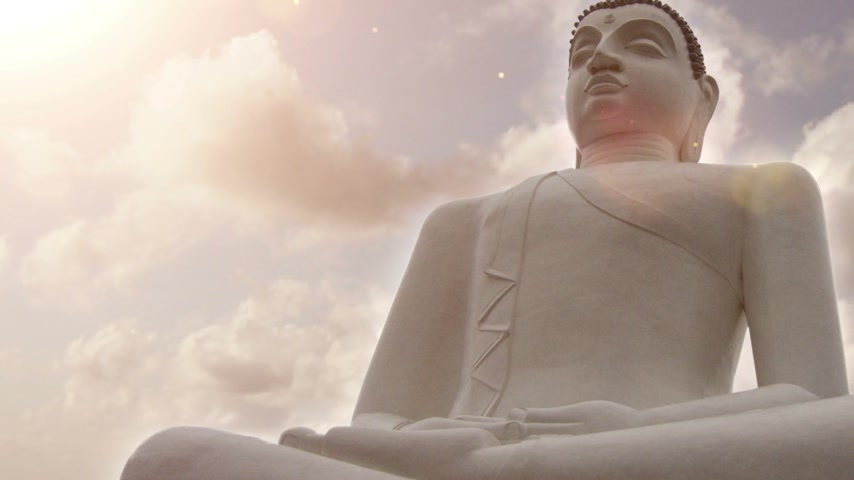 budist : Slow Motion Buddha